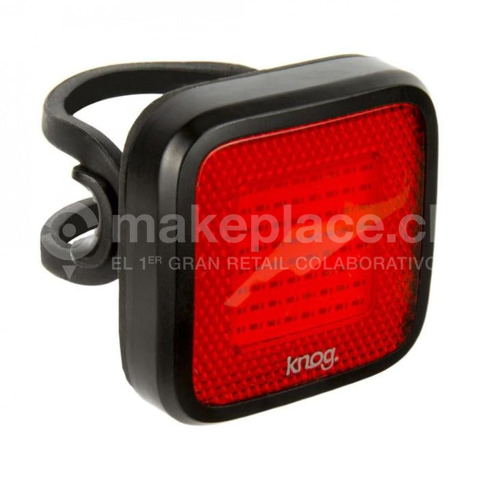 Luz De Bicicleta Knog Blinder Mob Mr Chips Rear