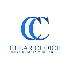 Clear Choice Single-Bend Acrylic Easel Stand 3//16 ThickMultipurpose Easel