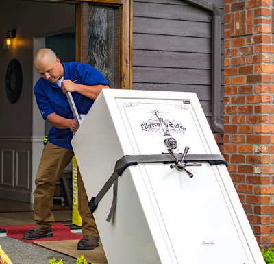 Moving a Safe: A Guide to Installing Your New Safe