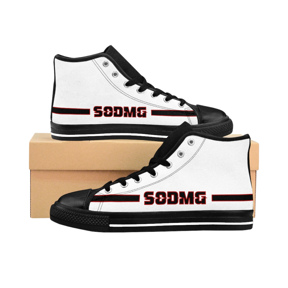 SODMG High-top Sneakers