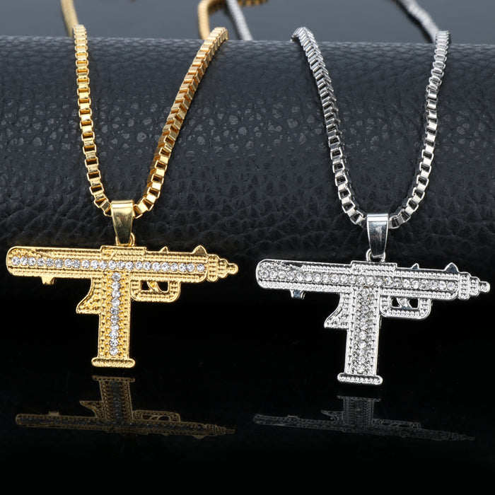 Shooter Necklace