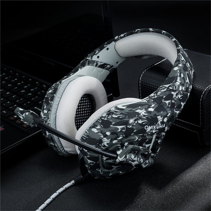 Soulja Camo Headphones