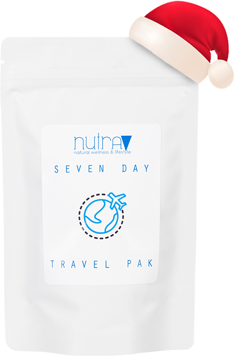 Seven Day Travel Pak | Dysentery Support (7 Day)