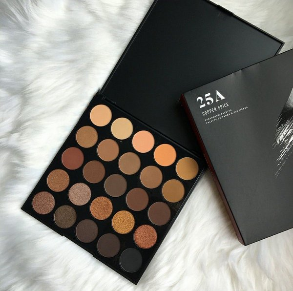 25A Copper Spice Eyeshadow