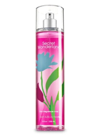 Secret Wonderland Fine Frangrance Mist