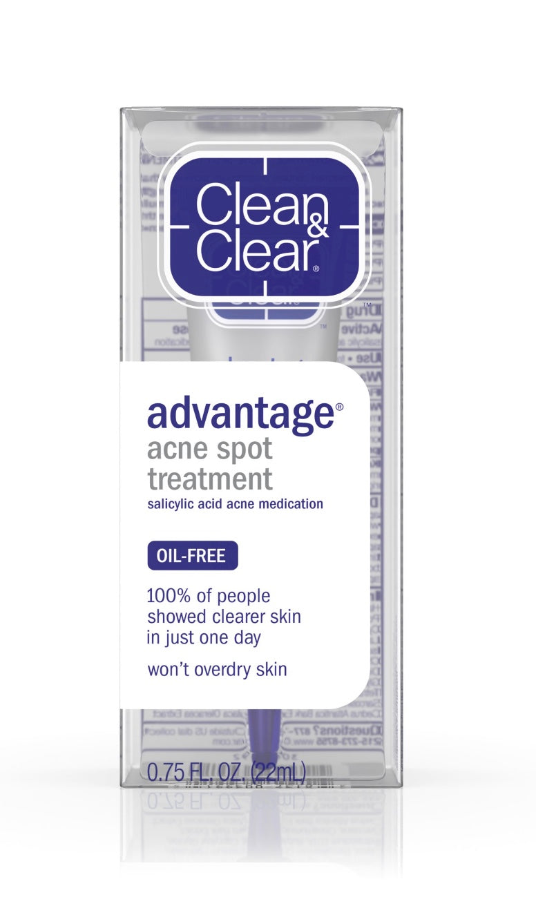 Clean & Clear Advantage Spot Treatment Spot with Witch Hazel .75fl oz