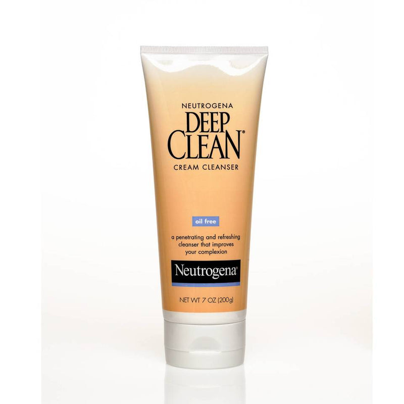 Deep Clean Cream Cleanser  7 FL OZ