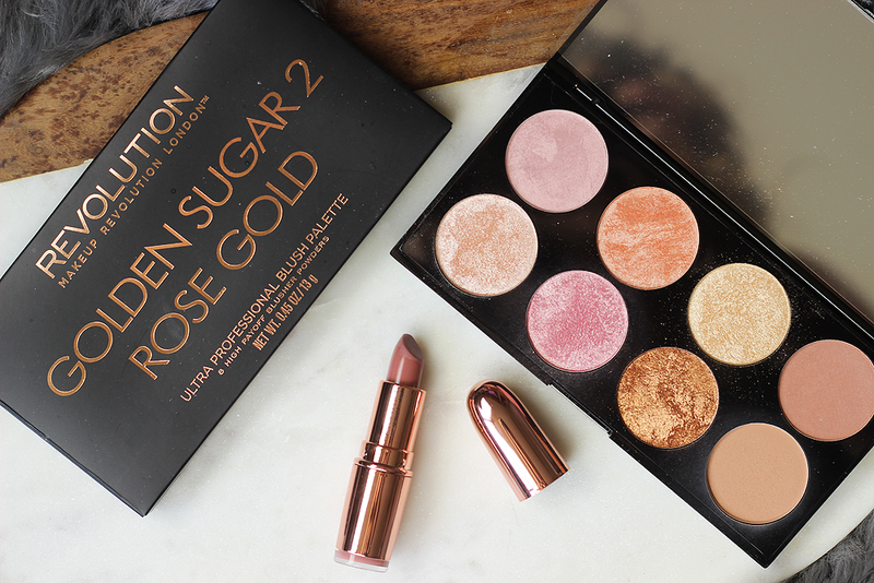 Golden Sugar 2 Rose Gold Ultra Palette
