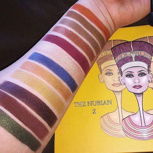 The Nubian II Palette