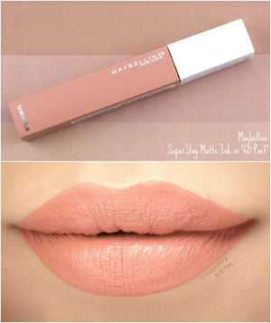Superstay Matte Lipstick