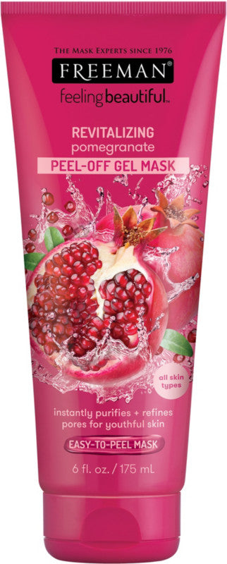Pomegranate Facial Revealing Mask