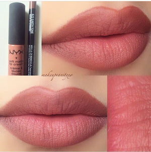 Soft Matte Lipcream