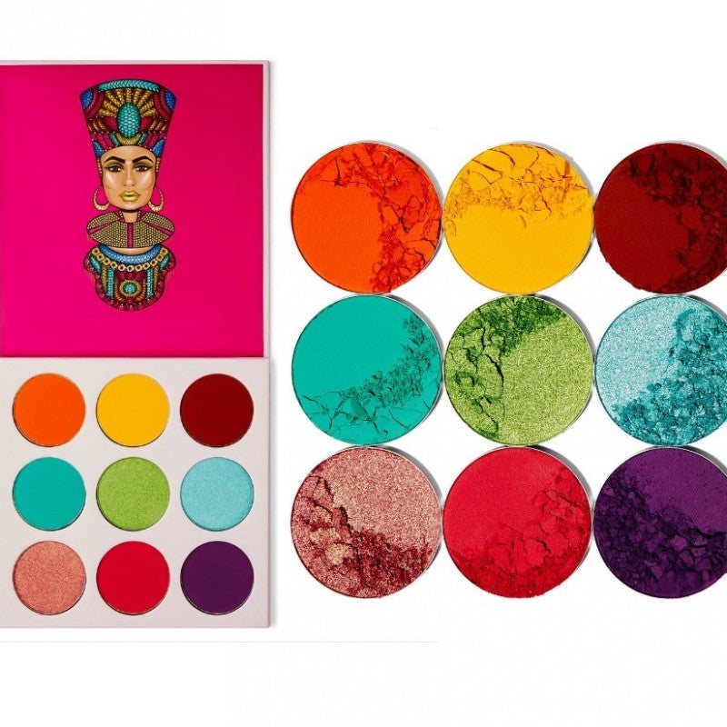 The Zulu Palette