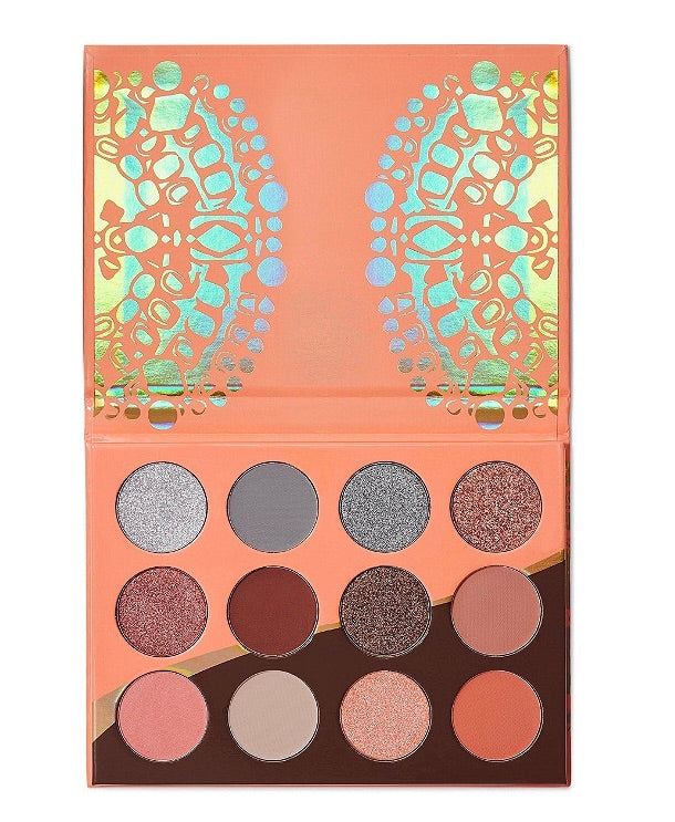The Nubian 3  Coral Palette