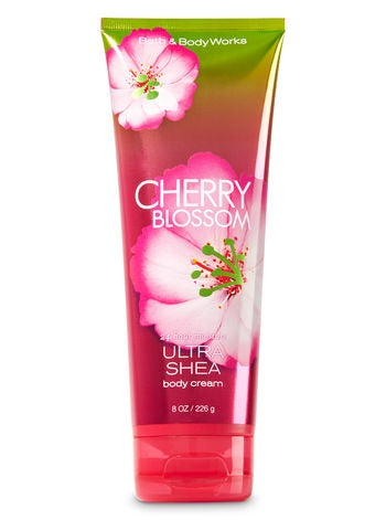 Cherry Blossom Ultra Shea Body Cream 8oz/ 226g