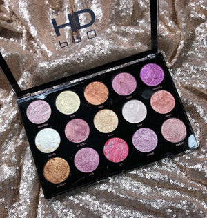 Pro HD Amplified Get Baked Face Palette