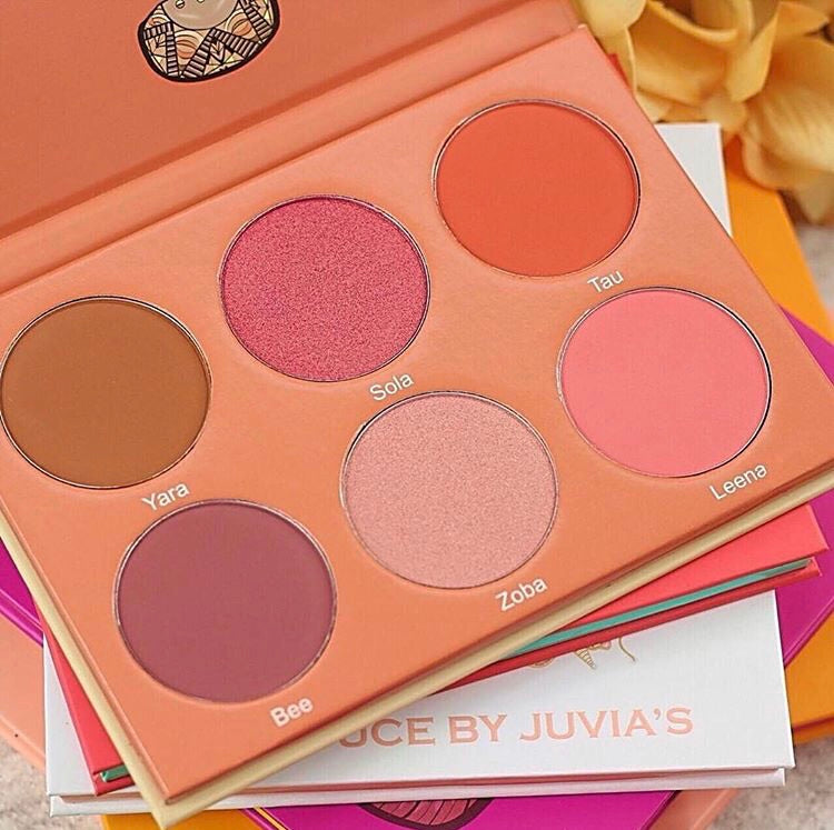 The Saharan Blush Palette Volume II