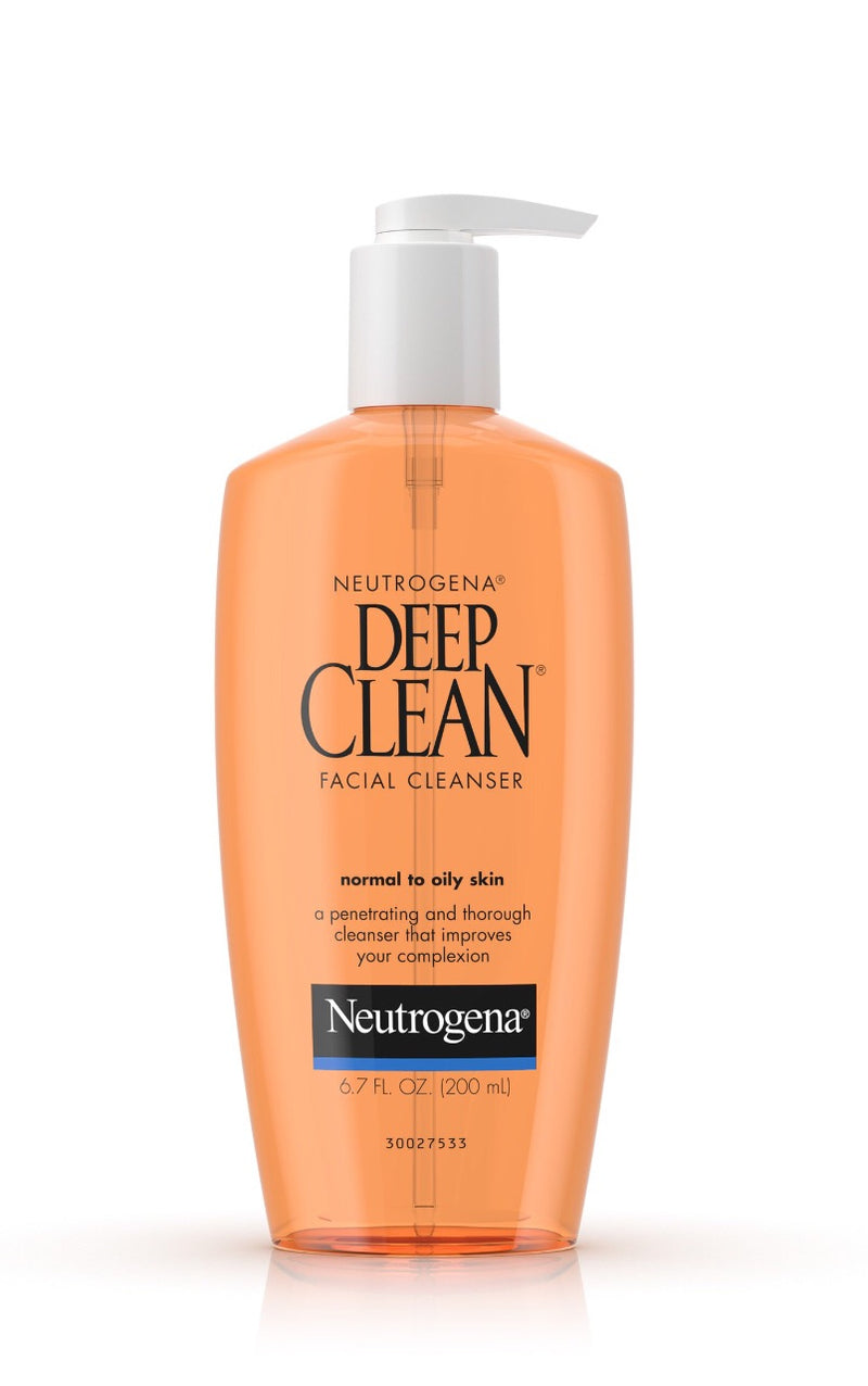 Deep Clean Facial Cleanser 6.7 Fl.oz