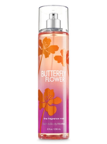 Butterfly Flower Fine Fragrance Mist 8oz / 236ml