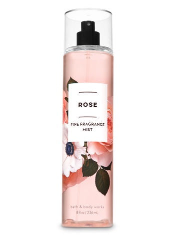 Rose Fine Fragrance Mist 8oz / 236ml