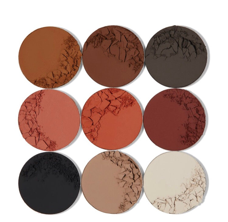 The Warrior II Palette