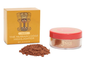 The Nubian Loose Highlighter - Nubia (pearlized gold and bronze shimmer)