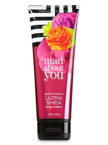 Mad at You Ultra Shea Body Cream 8oz / 226g