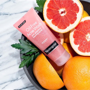 Oil -Free Pink Grapefruit Acne Wash