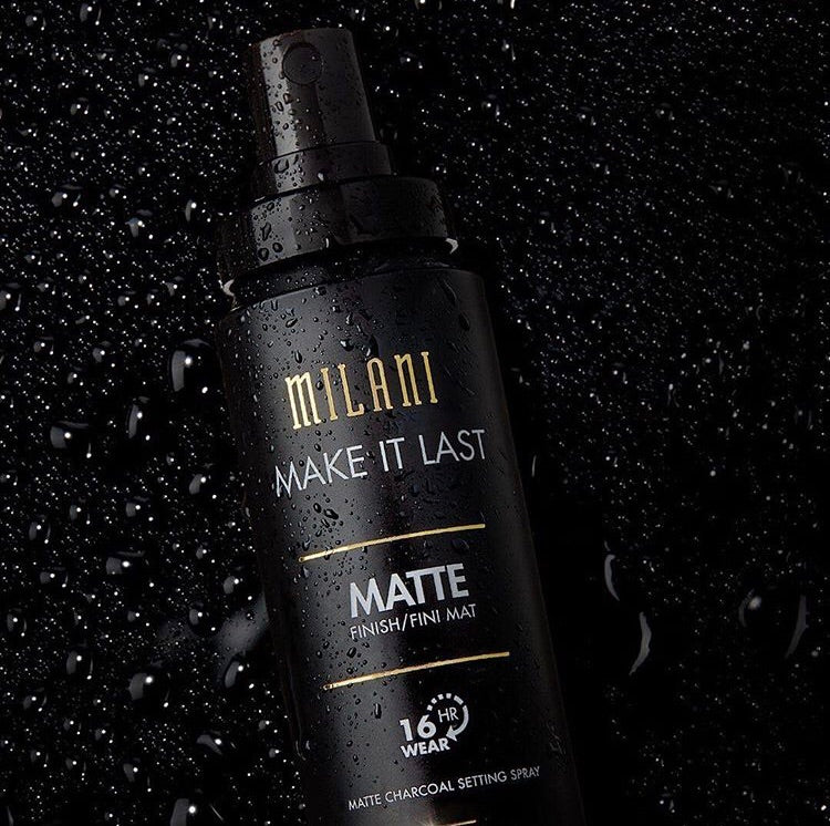 Make it Last Matte Charcoal Setting Spray