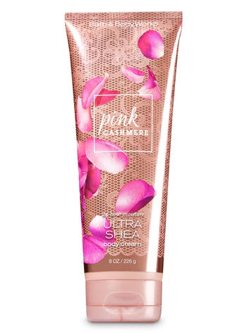 Pink Cashmere Ultra Shea Body Cream
