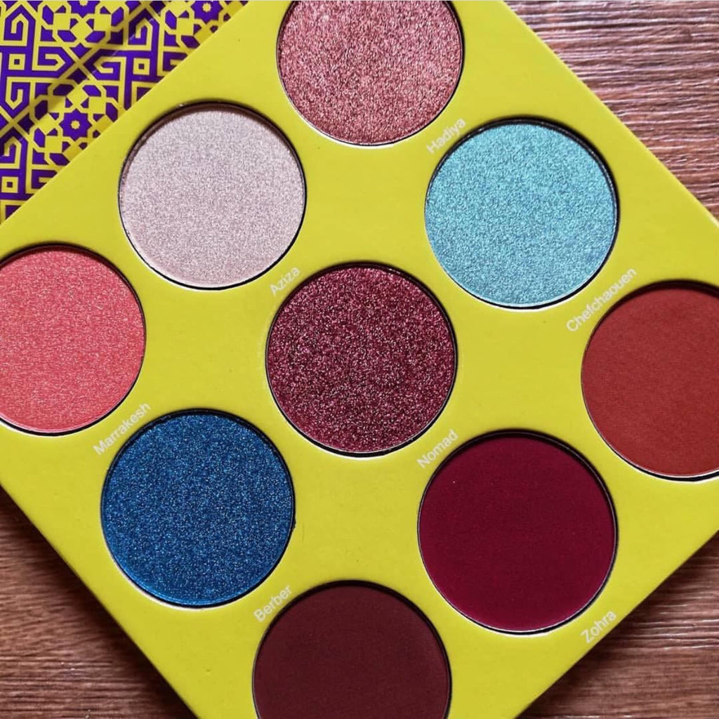 The Saharan II Palette