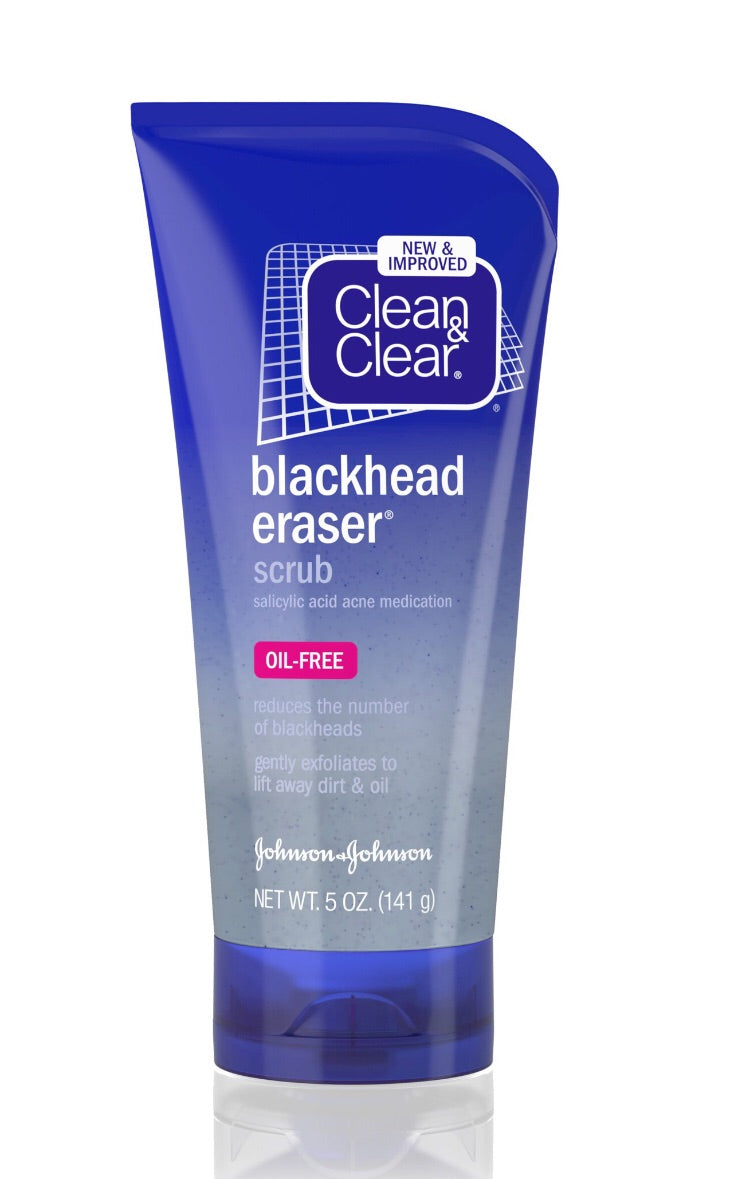Blackhead Eraser Facial Scrub 5.oz