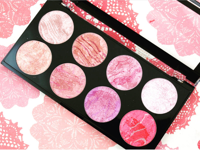 Queens Blush Palette