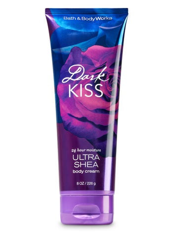 Dark Kiss Ultra Shear Body Cream 8oz