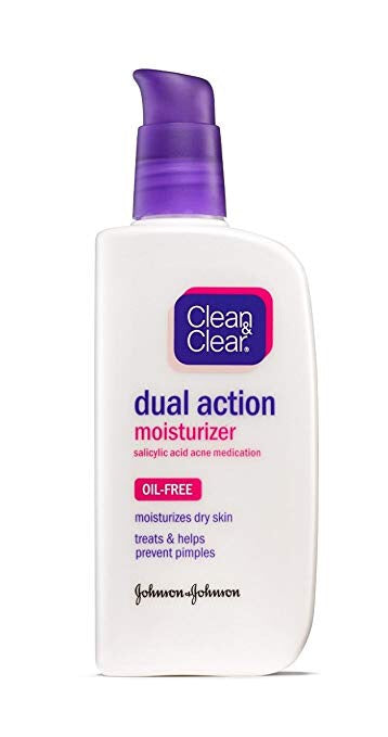 Dual Action Moisturizer 4Fl.oz