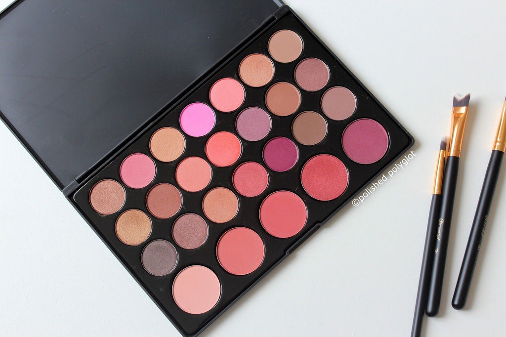 Blushed Neutrals - 26 Color Eyeshadow and Blush