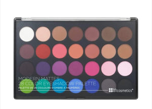 BH Cosmetics Modern Mattes 28 Color Eyeshadow