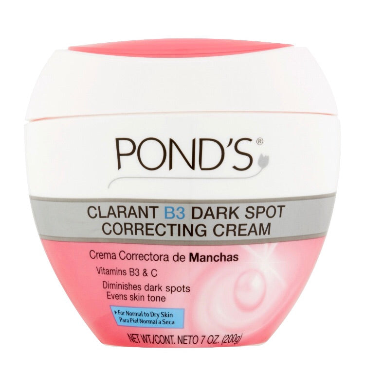 Pond's Clarant B3 Dark Spot Correcting Cream 7oz 200g