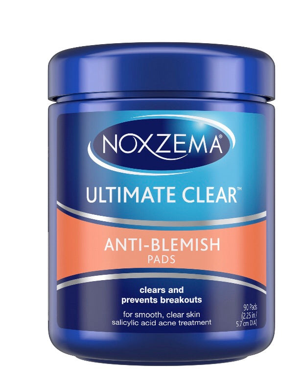 Noxzema Face Pads Anti Blemish 90 ct