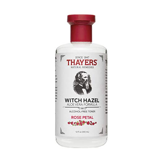 Thayers Witch Hazel  rose petals 12oz