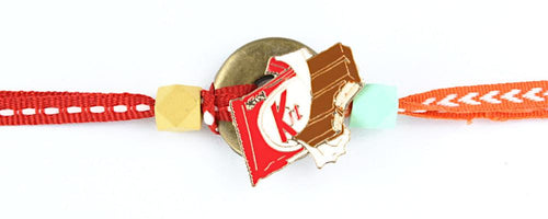 Kit Kat Chocolate Brother Rakhi
