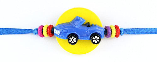 Sports Car Kids Rakhi