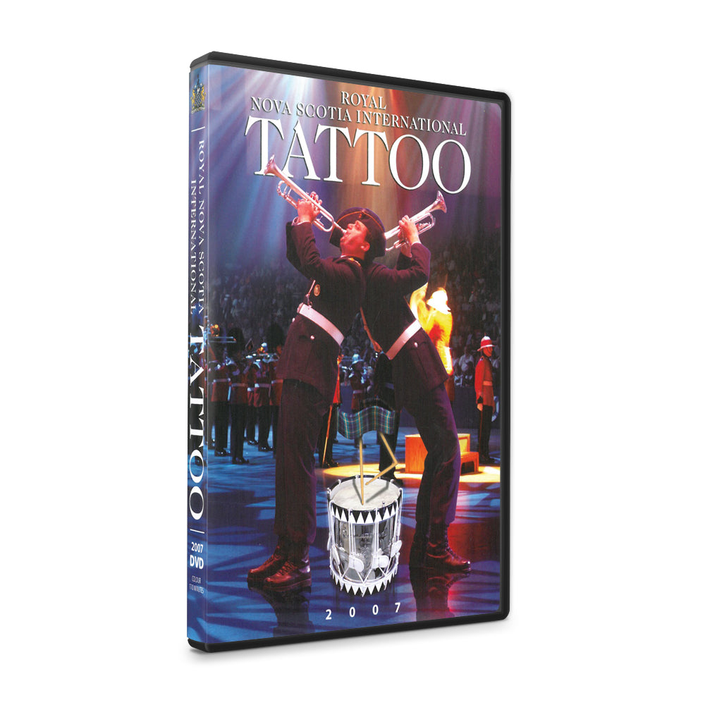 2007 Tattoo DVD