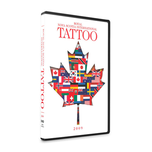 2009 Tattoo DVD - BOGO!