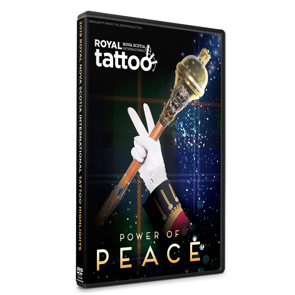 2019 Tattoo DVD - BOGO!