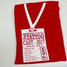 Load image into Gallery viewer, 2017 Tattoo Cast T-Shirt