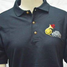 Load image into Gallery viewer, French Horn Golf Shirt