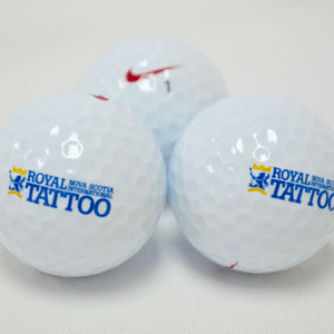 Tattoo Golf Balls (3-pack)