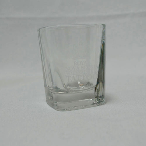 Tattoo Etched Shot Glass