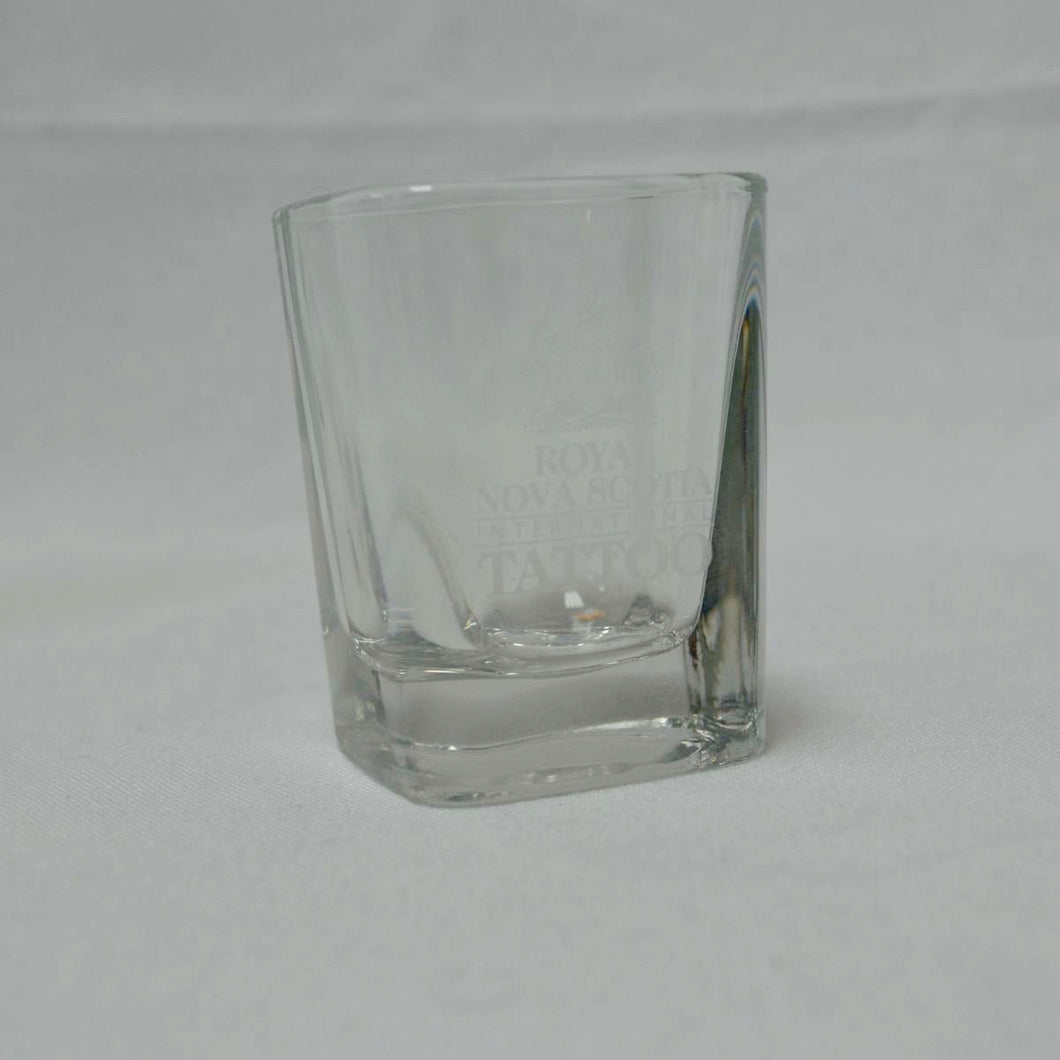 Tattoo Shot Glass